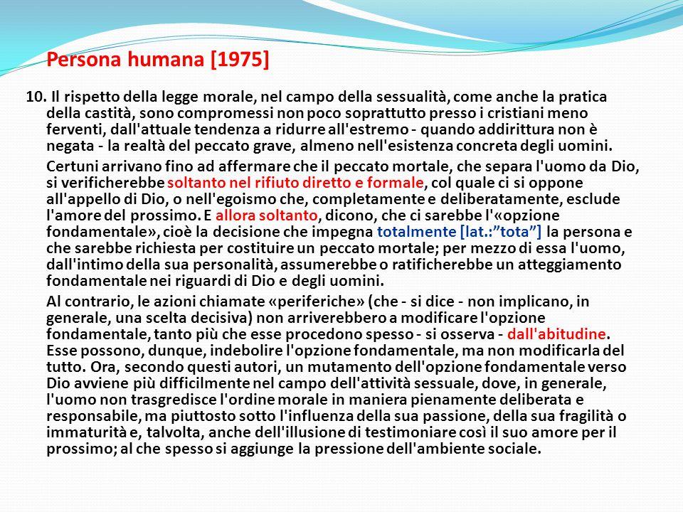 Persona humana [1975]